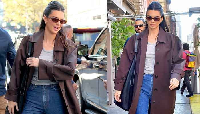 Kendall Jenner amazes fans with fall fashion look