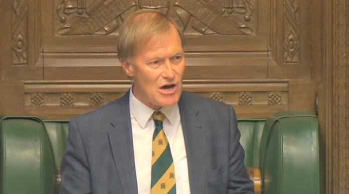 UK Conservative MP David Amess stabbed to death