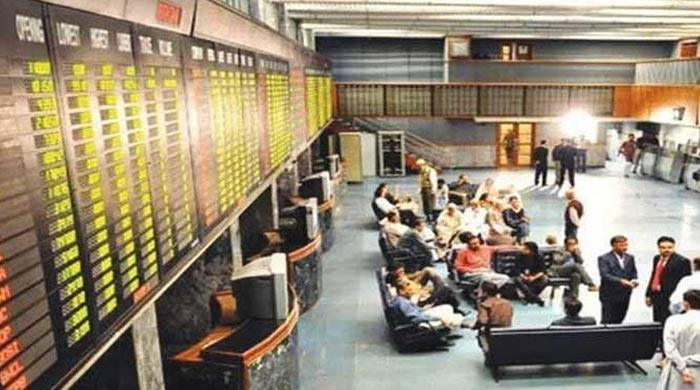 KSE-100 index gains nearly 500 points on higher oil prices