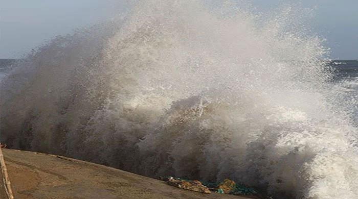 Strong tsunami can be triggered along Sindh-Makran coast any time, warns PMD