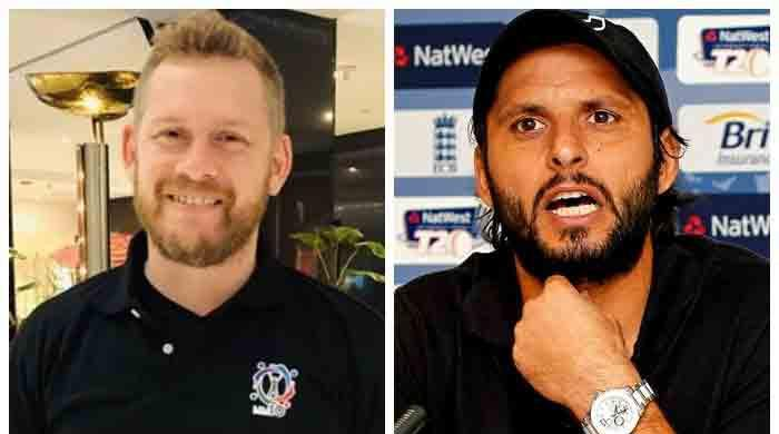'Shahid Afridi once got angry at me', says Australian comedian Dennis