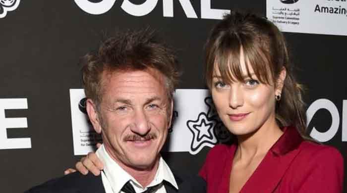Sean Penn splits from third wife Leila George