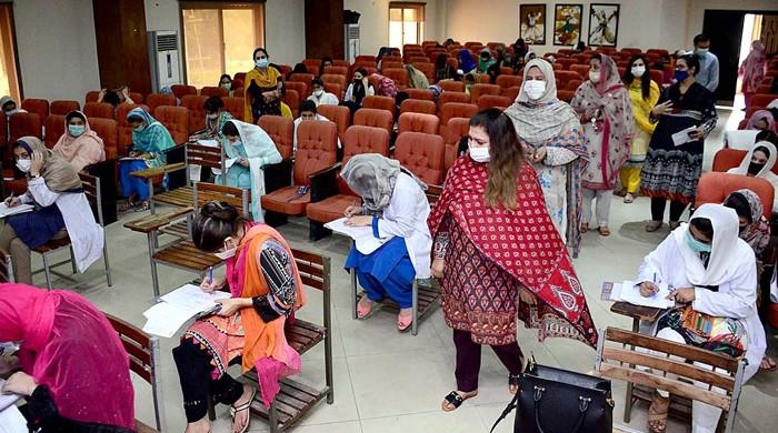 Sindh education dept proposes easing teachers' recruitment exam policy