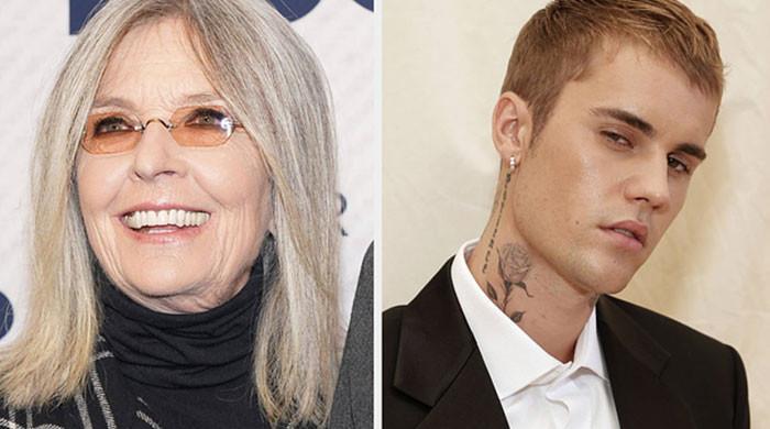 Justin Bieber has got an amazing fan in Diane Keaton