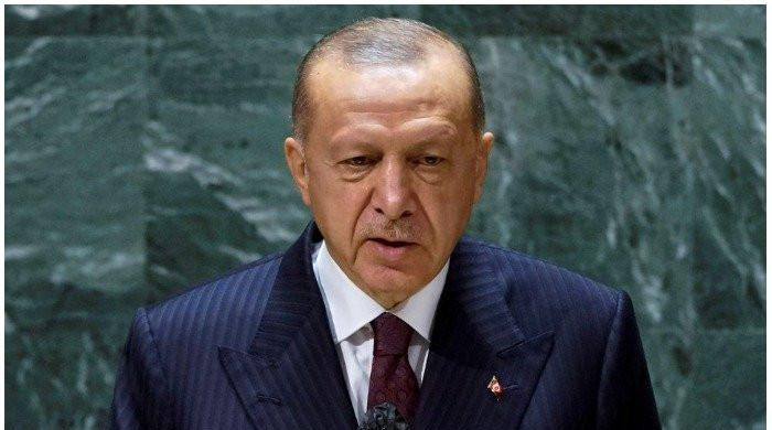 Turkish President Erdogan says US proposed F-16 sales in return for its F-35 investment