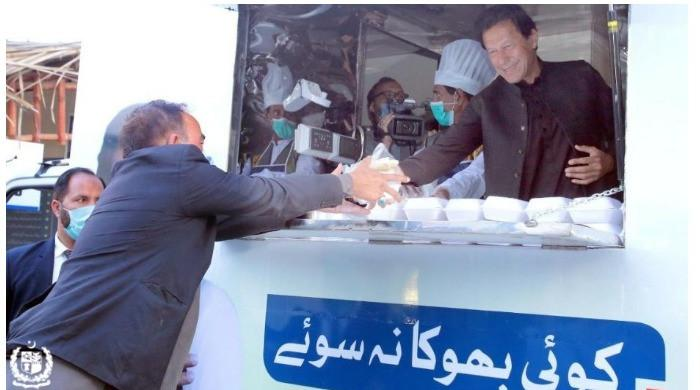 Ehsaas 'koi bhooka na soye' initiative to expand with addition of 40 food trucks