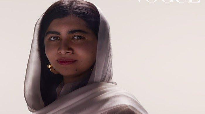 Malala urges world to stand with Afghan women demanding right to education