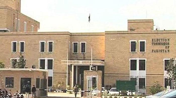 ECP announces date for by-polls in Lahore's NA-133