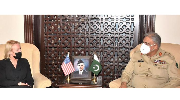 Pakistan wishes for an enduring relationship with US: Gen Bajwa