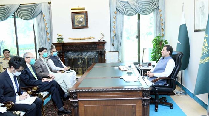 Pakistan seeks to strengthen relations with Japan