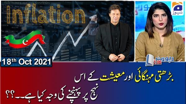 Report Card | Hassan Nisar - Suhail Warraich - Mazhar Abbas - Reema Omer | 18th October 2021
