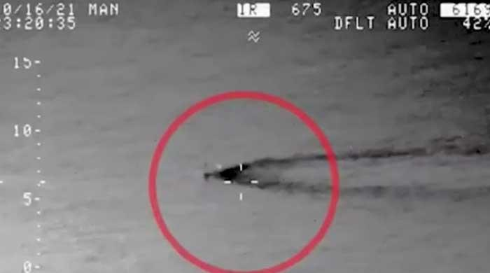 Navy thwarts Indian submarine's attempts to enter Pakistani waters: ISPR