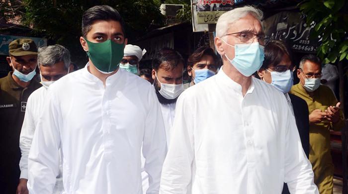 Jahangir Tareen says London visit not political