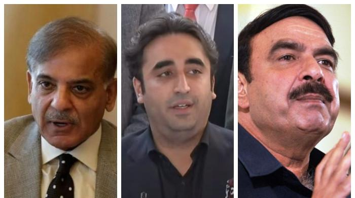 Politicians pay tribute to Pakistan Navy for thwarting Indian aggression