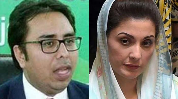 Shahbaz Gill lashes out at Maryam Nawaz over Toshakhana criticism