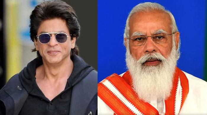 'Shah Rukh Khan being made to pay for not bending to Modi:' Indian Journalist