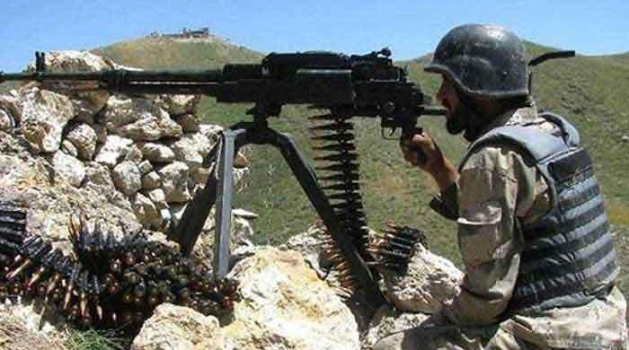 Soldier embraces martyrdom as terrorists attack security checkpoint in Balochistan
