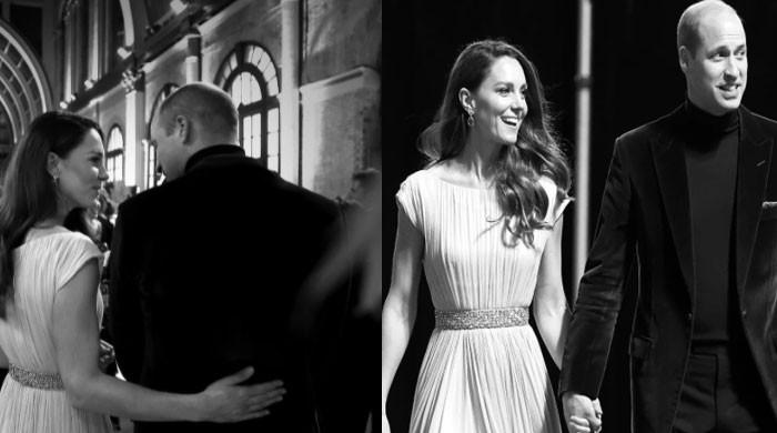 Kate Middleton, Prince William share PDA-filled moments from Earthshot Awards