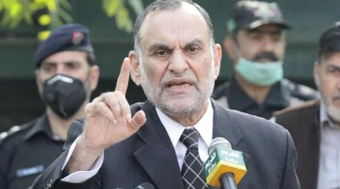 ECP wants PTI's Azam Swati to appear in person to explain allegations against commission