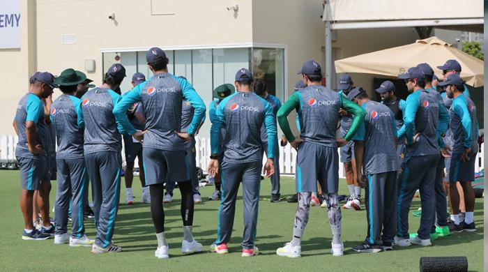T20 World Cup: Watch Pakistan in action at nets before blockbuster clash with India