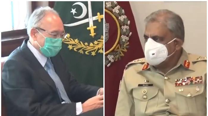 Japan's ambassador to Pakistan pays farewell visit to COAS Bajwa
