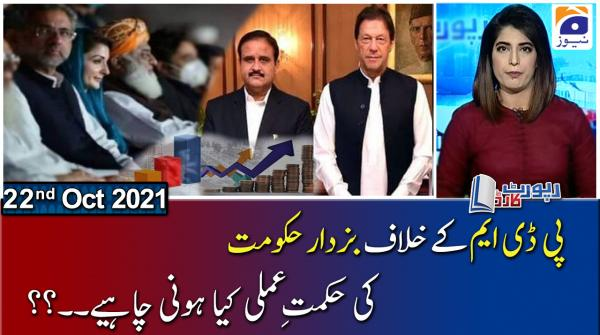 Report Card | Benazir Shah - Irshad Bhatti - Hafeez ULLAH Niazi - Mazhar Abbas | 22nd October 2021