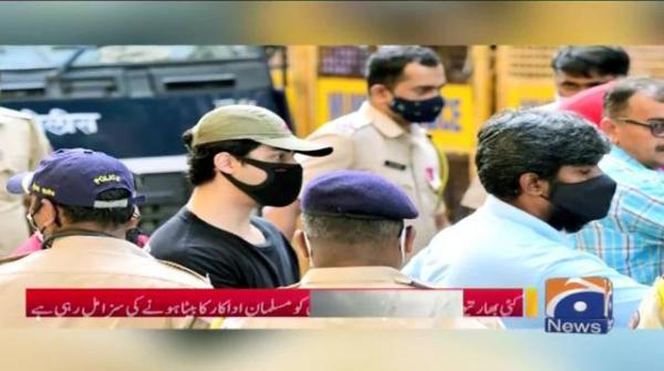 Shahrukh Khan ke bete Aryan Khan ki giraftari high profile case!!
