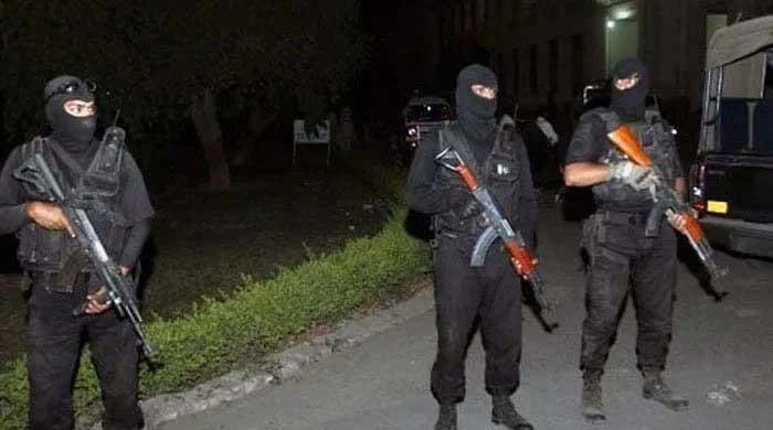 CTD guns down 9 alleged terrorists in Mastung
