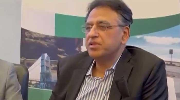 Asad Umar brushes aside talk of Opposition toppling govt