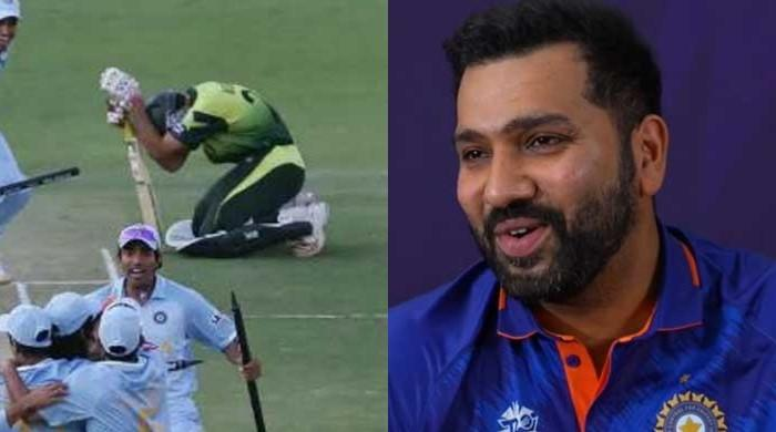 T20 World Cup: Rohit Sharma recalls interesting details about Misbah's dismissal in 2007 final