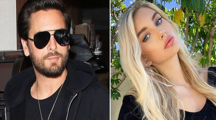 Scott Disick spotted with new lady love after Kourtney Kardashian's engagement