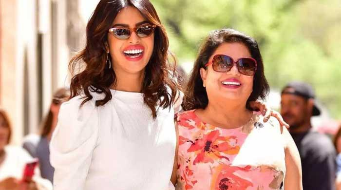 Priyanka Chopra shares an emotional Instagram post for mom