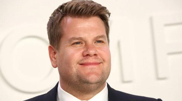 James Corden likely to become the best paid British host in US