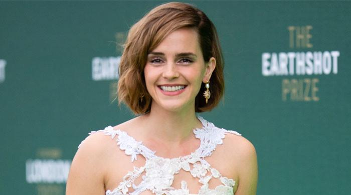 Emma Watson shows how to look flawless in 'green' fashion