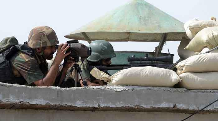 Security forces conduct IBO targeting hideout near Balochistan's Jamboro