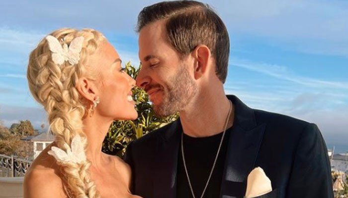 Tarek El Moussa ties the knot with Heather Rae Young in ethereal ceremony - Geo News