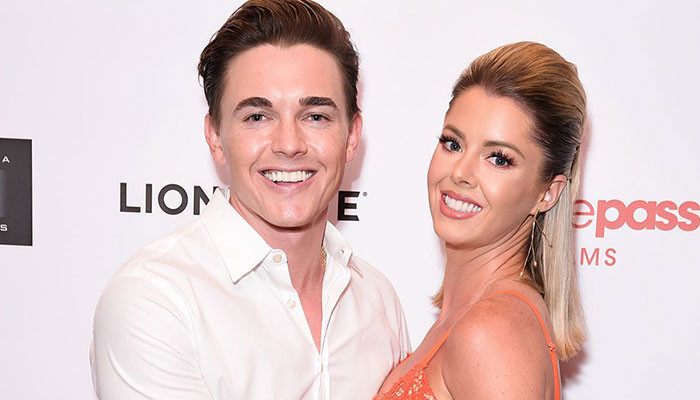 Jesse McCartney ties the knot with Katie Peterson in romantic ceremony - Geo News