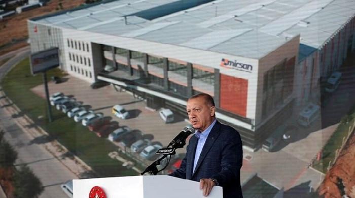Turkey to expel US envoy and nine others, Erdogan says