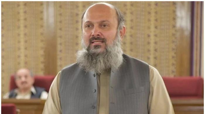 CM Balochistan Jam Kamal Khan resigns from post
