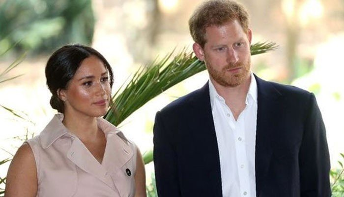 Prince Harry, Meghan Markle turned down Archies royal title over potential mockery - Geo News