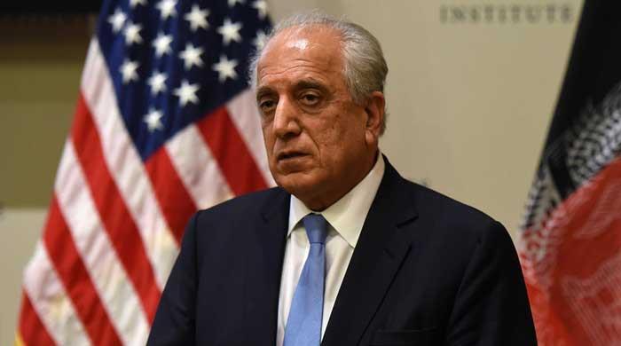 Zalmay Khalilzad says US was losing war hence it negotiated with Taliban