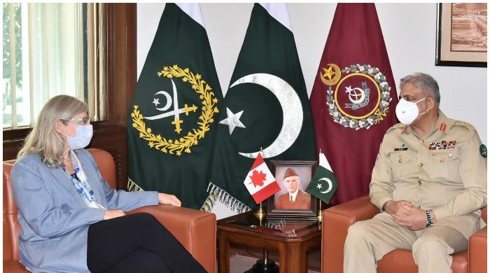 Pakistan expresses desire to maintain long-term, multi-domain relations with Canada