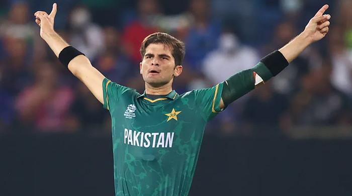 Star at night: Shaheen Shah Afridi, Pakistan's 'first-strike destroyer' of India