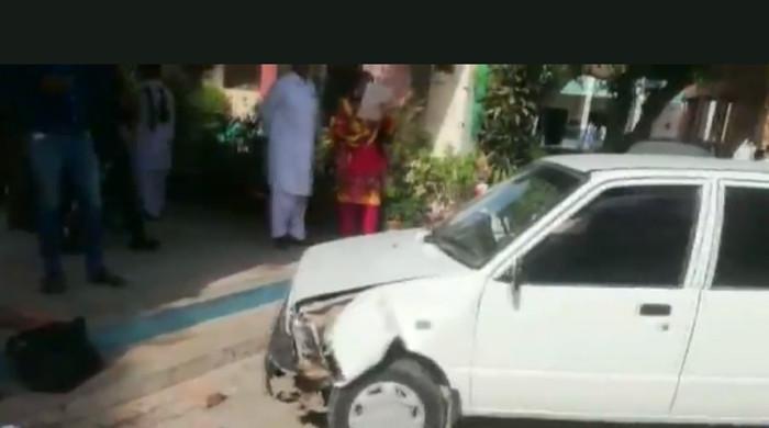 Multan student dies after teacher's car runs over student in school's parking lot