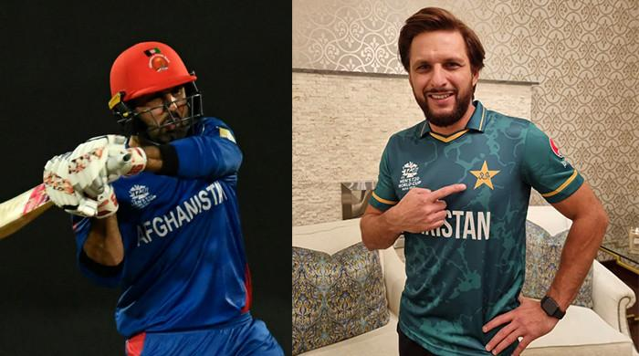 T20 World Cup: Shahid Afridi lauds Afghanistan after crushing win over Scotland
