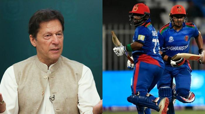 T20 World Cup: PM Imran Khan showers praise on Afghan team after convincing win over Scotland