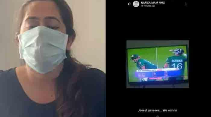 WhatsApp status: Muslim teacher sacked in India for celebrating Pakistan win