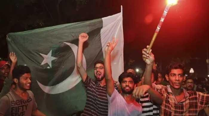 Medical students in occupied Kashmir booked for celebrating Pakistan win against India