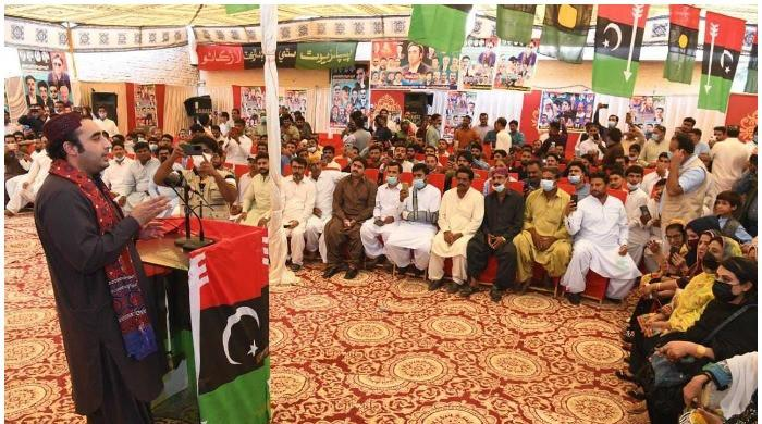 Common men made decisions when PPP was in power: Bilawal Bhutto-Zardari